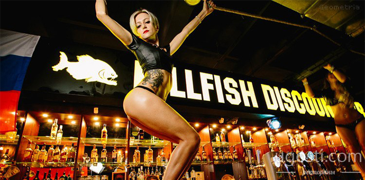 Бар «KillFish Discount Bar»